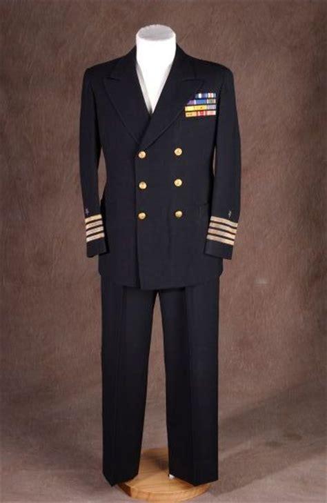 Us Navy Captain Uniform