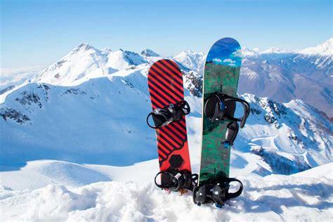 scelta tavola snowboard 5 consigli per praticare snowboard per la prima volta