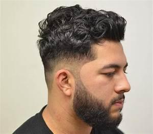 Coiffure Homme Cheveux Bouclés : 15 coiffures pour cheveux boucl s coupe de cheveux homme ~ Melissatoandfro.com Idées de Décoration