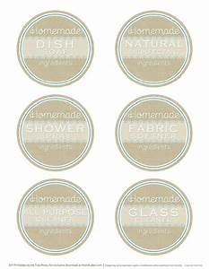 diy homemade clean free label printables and recipes With diy cosmetic labels