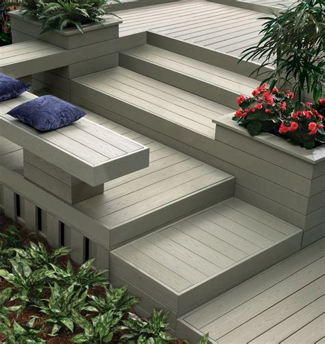 Azek Pvc Decking Colors by Azek Harvest Collection F D Sterritt Lumber Co F D