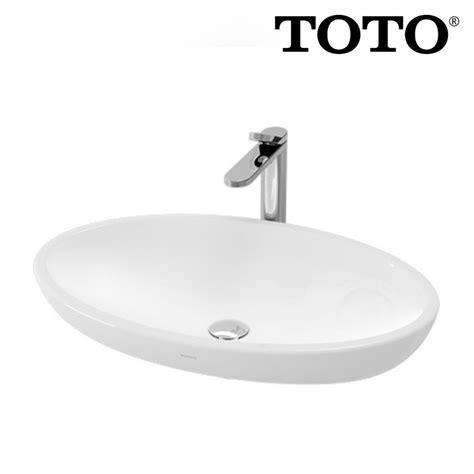 Wastafel Toto LW 818 J   Toko Online Perlengkapan Kamar