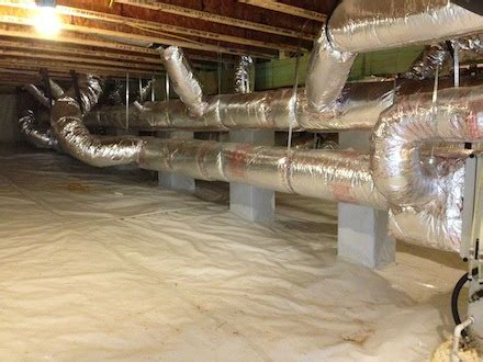 option works   dealing  home crawl space air