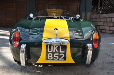 1953 Rgs Atalanta Jaguar Race Car C-type For Sale