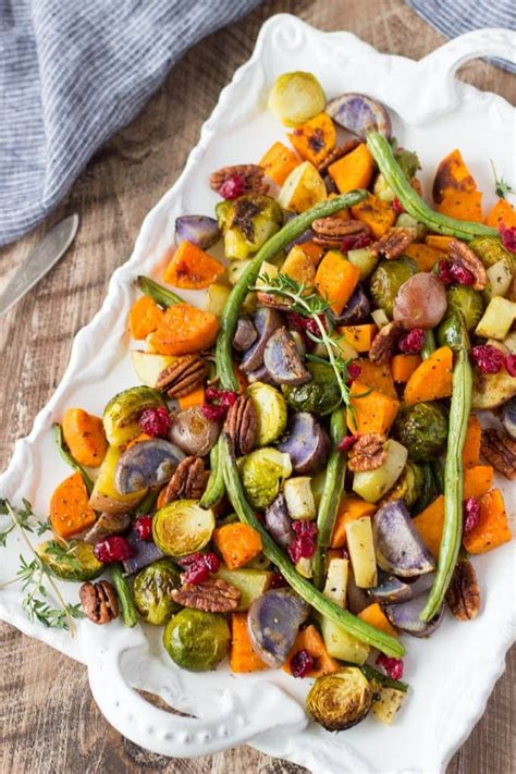 Folic acid may reduce blood levels of homocysteine, a substance that may be a risk factor for coronary heart disease. Super Easy Roasted Winter Vegetables - Simple Healthy Kitchen