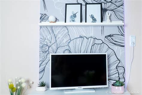 Indirekte Beleuchtung Tv Wand by Diy Tv Wand Mit Indirekter Beleuchtung Eine Anleitung