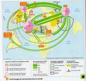 Objectif Bac Terminale Es  La Mondialisation En Fonctionnement