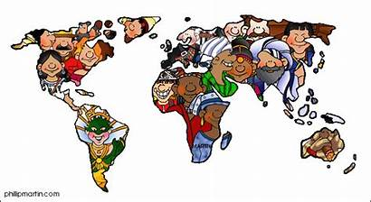 Geography International Cultures Globe Social Studies Clip