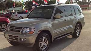 2002 Mitsubishi Montero Sport Limited 4x4 - View Our Current Inventory At Fortmyerswa Com