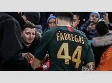 Here Is Why Cesc Fàbregas Is Wearing Shirt No 44 For