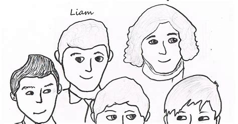 printing coloring pages one direction printing coloring pages