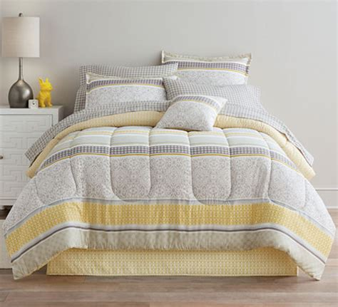 jcpenney home collection comforter home expressions complete bedding set w sheets 28 at