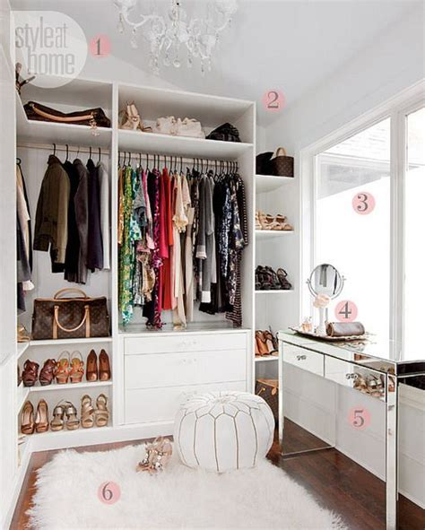 Work In Closet Design by 40 Ways To Organize Your Closet From Stylecaster