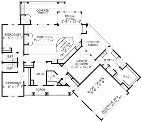 different house plans plans small home unique open floor plans house