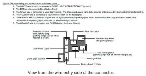 Light Switch Diagram Gm by Headlight Switch 70 Camaro