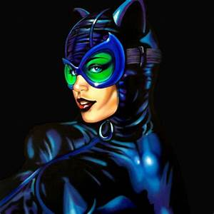 MININAXCUBE: CATWOMAN VS BLACK CAT