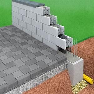Neue Beton Schalungssteine Fr Den Garten Und