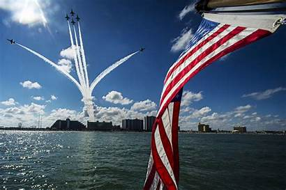 Flag American Military Usa Thunderbirds Aircraft Desktop