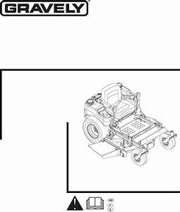 Gravely Lawn Mower 992042 19hp
