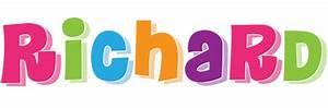Richard Logo | Name Logo Generator - I Love, Love Heart ...
