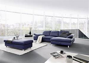 Canapé D Angle Bleu Pétrole : un canape bleu en cuir chez soi blog de seanroyale ~ Teatrodelosmanantiales.com Idées de Décoration
