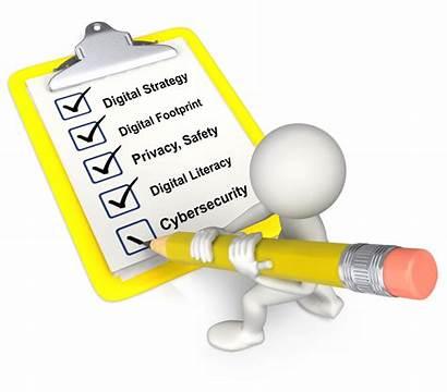 Digital Order Classification Getting Engagement Checklist Change