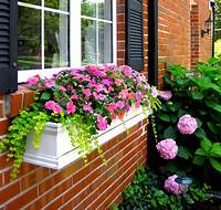 flower boxes for windows How to Hang Window Boxes the Right Way