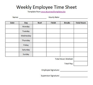 weekly employee time sheet sample construction time cards new calendar template site