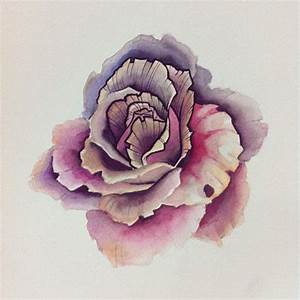 pretty drawing art artwork pink color rose wildprettyhearts •