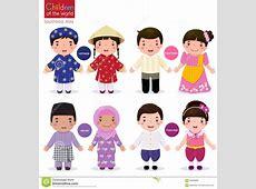 Children Of The World; Vietnam, Philippines, Brunei, And