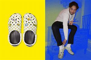 Post Malone Designed A Pair Of Crocs And TheySold Out