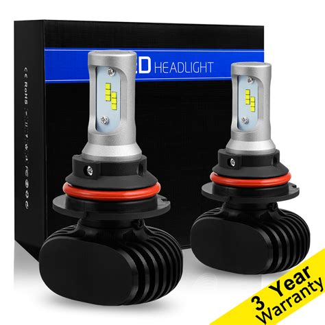 philips csp 9004 hb1 led headlight bulbs kit high low beam