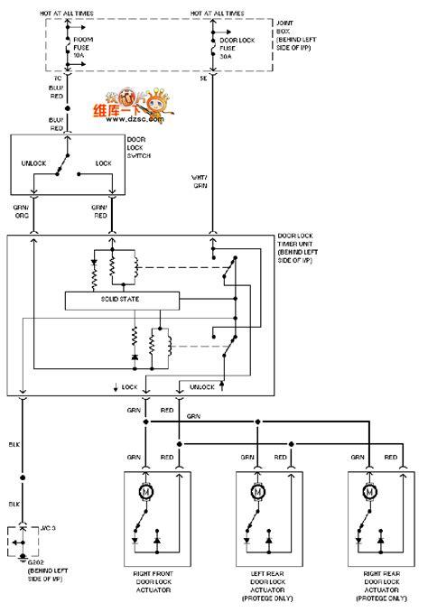 Door Lock Schematic Ford Ranger Diagrams Replace
