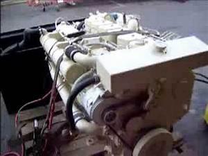 Cummins 6bta 5 9 M2 Marine Engine 1 Of 2