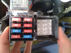 Dg 1684  Fuse Box Location Suzuki Gsxr Motorcycle