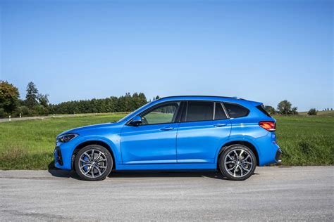 The bmw x1 is a line of subcompact luxury suv produced by bmw. The new BMW X1 xDrive25i, M Sport, Misano Blue metallic ...