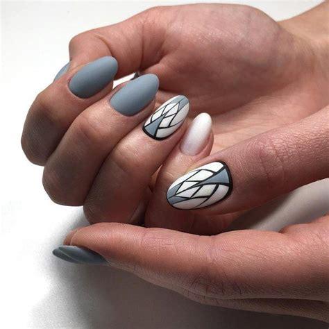 Дизайн на бордовые ногти матовый маникюр