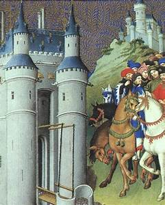 The, Duke, On, A, Journey, -, Limbourg, Brothers