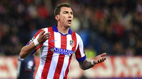 Champions League - Diego Simeone pleased with Mario ...