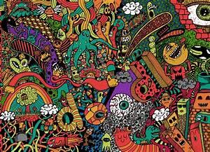 29 Cool Doodle Wallpapers – WeNeedFun