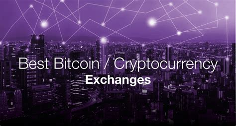 bitcoin exchanges cryptocurrency jan