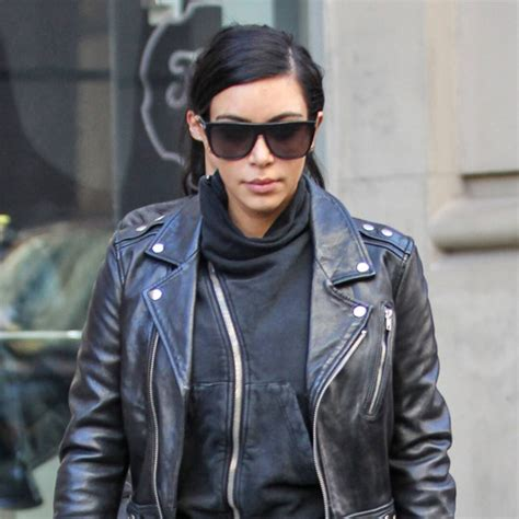 Kim K's Butt in Skintight Spandex Is Out of Control! See ...