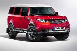 Nouveau Land Rover Defender : la prochaine g n ration du land rover defender pour 2018 ~ Medecine-chirurgie-esthetiques.com Avis de Voitures