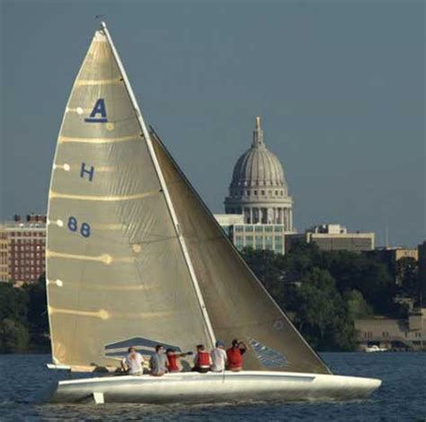 Scow Sailboat For Sale by Melges A Scow Sailboat For Sale