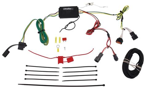 Kium Sportage Hitch Wiring by 2017 Kia Sportage Curt T Connector Vehicle Wiring Harness