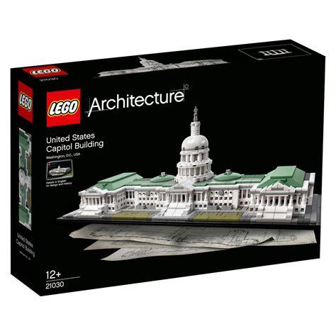 Architecture Set by Lego Architecture Us Capitol Set
