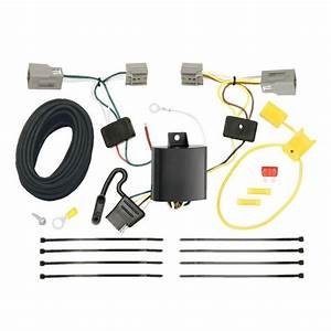 Trailer Wiring Harness Kit For 10
