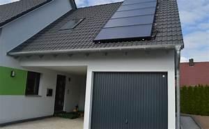 Einfamilienhaus Mit Garage : referenzprojekte das ~ Eleganceandgraceweddings.com Haus und Dekorationen