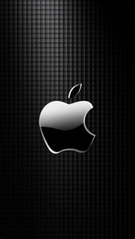 Apple Logo Iphone Black Wallpaper Hd by Apple Logo Iphone Wallpapers