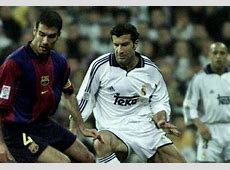 Players whose release clauses were activated Luis Figo